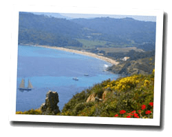 seaside holiday rentals La Croix-Valmer