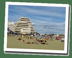 hotels am meer la_grande_motte