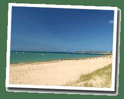 seaside holiday rentals La Guérinière