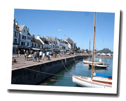 seaside holiday rentals La Trinité-sur-Mer