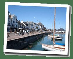 seaside holiday rentals La Trinité-sur-Mer