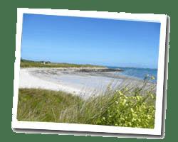 seaside holiday rentals Landunvez