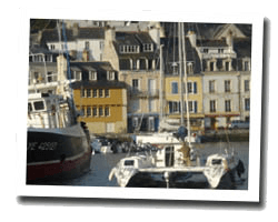 seaside holiday rentals Le Palais