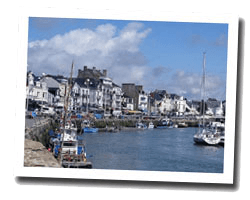 seaside holiday rentals Le Pouliguen