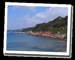 seaside holiday rentals Le Pradet