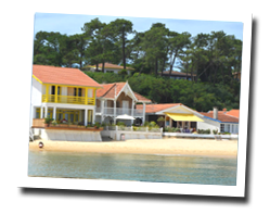 hotels am meer lege_cap_ferret