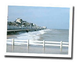 seaside holiday rentals Luc-sur-Mer