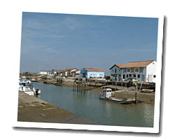 seaside holiday rentals Marennes