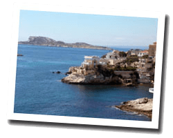 hotels am meer marseille