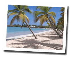 seaside holiday rentals Martinique