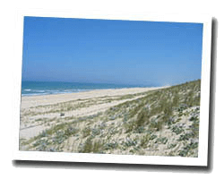 seaside holiday rentals Médoc