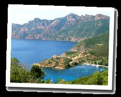kuste am meer Osani