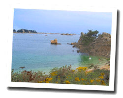 seaside holiday rentals Penvénan