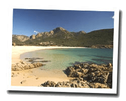 seaside holiday rentals Piana