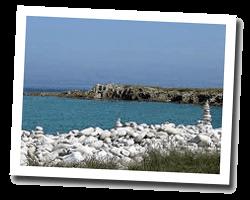 kuste am meer Pleumeur-Bodou