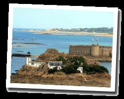 seaside holiday rentals Plouezoch