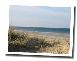 seaside holiday rentals Plouharnel