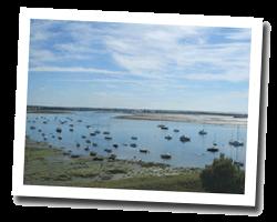 seaside holiday rentals Plouhinec