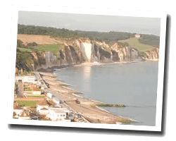 seaside holiday rentals Pourville-sur-Mer