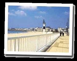 seaside holiday rentals Quiberon