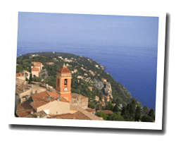 seaside holiday rentals French Riviera