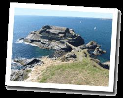 seaside holiday rentals Roscanvel