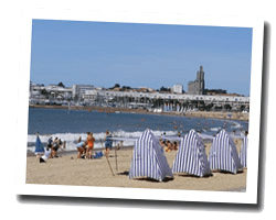 seaside holiday rentals Royan