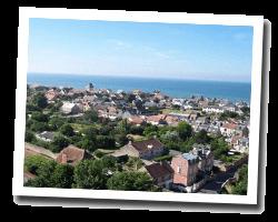 seaside holiday rentals Saint-Aubin-sur-Mer(76)