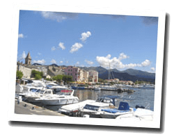 seaside holiday rentals Saint-Florent