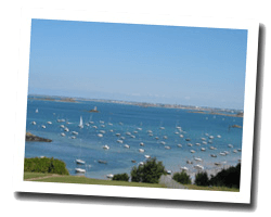 seaside holiday rentals Saint-Lunaire