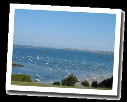 seaside holiday rentals Saint-Lunaire