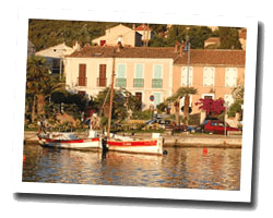 kuste am meer Saint-Mandrier-sur-Mer