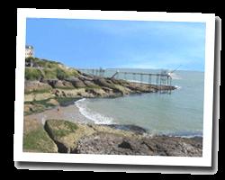 Hôtel vue mer saint_palais_sur_mer