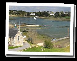 Hôtel vue mer saint_philibert