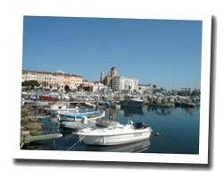 hotels am meer saint_raphael