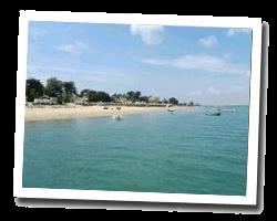 kuste am meer Saint-Trojan-les-Bains