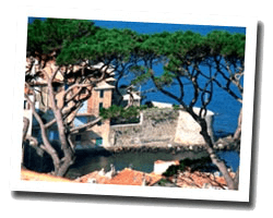 hotels am meer saint_tropez