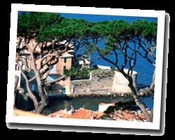 Hôtel vue mer saint_tropez