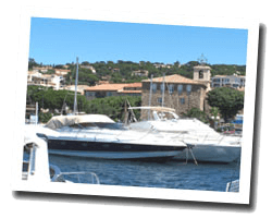 seaside holiday rentals Sainte-Maxime