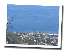 seaside holiday rentals Sant'andrea-d'Orcino