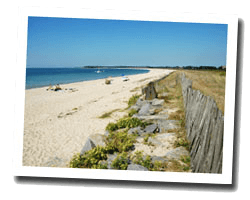 seaside holiday rentals Sarzeau