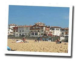 seaside holiday rentals Soorts-Hossegor