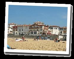 seaside holiday rentals Soorts-Hossegor