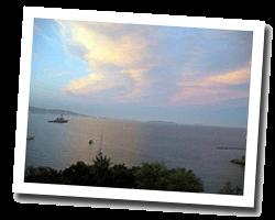Hôtel vue mer theoule_sur_mer