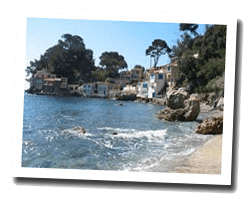 seaside holiday rentals Toulon