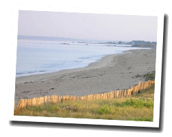 seaside holiday rentals Trégunc