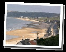 seaside holiday rentals Vierville-sur-Mer