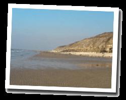 seaside holiday rentals Villerville