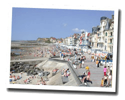 seaside holiday rentals Wimereux