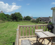 seaside campsite  Port-en-Bessin-Huppain
